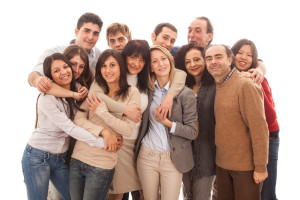 Multinational People - SHUTTERSTOCK PURCHASE